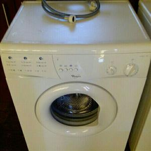 Whirlpool wash machine