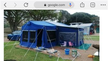 Jurgens camplite tent