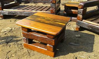 Variety of coffee tables