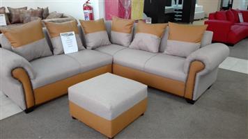 Rex Corner Lounge Suite