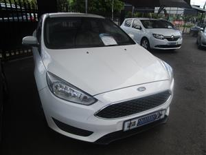 2016 Ford Focus 1.8 4 door Ambiente