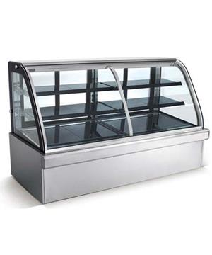 1.8 m Cake Fridge & Pie Warmer Two in One For Sale