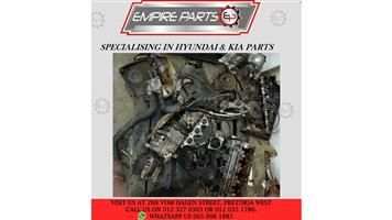 *COMPLETE ENGINE* - HY023 HYUNDAI ACCENT 2008 G4ED