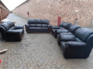 Leather Sofas cheap R10000