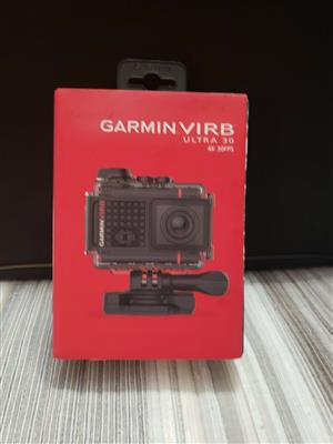 Garmin VIRB Ultra 30 4K HD Action Camera
