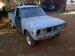 1978 Nissan 1400 Heritage Edition