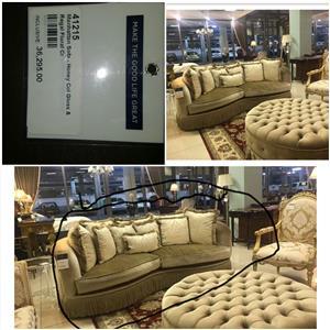 Bakos Bros sofa
