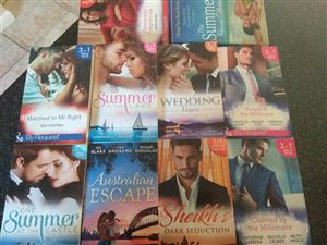Mills & Boon books for sale_R5 per story