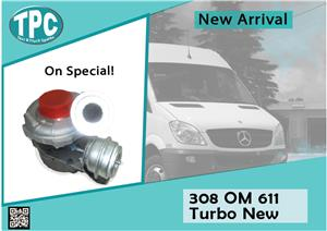 New 308 OM Turbo for Mercedes Benz Sprinter 611 for sale at TPC