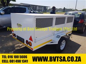 3 Berth Dog/K9 Trailer For Sale