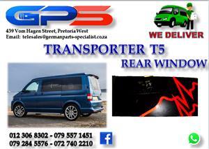 Used VW T5 Transporter Rear Window for Sale