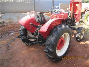 Yanmar 276 Tractor