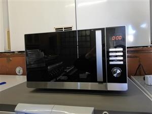 Defy microwave and grill