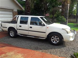 2008 Gonow X-Space 2.2iL double cab Luxury