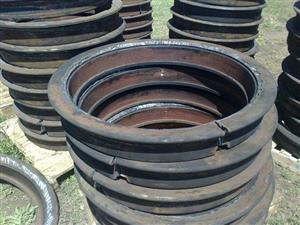 50 Ton Tyres - Uitenhage - ON AUCTION
