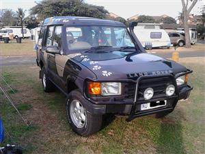 1997 Land Rover Discovery DISCOVERY 2.0 S