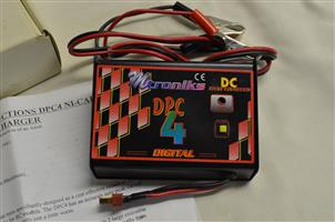 Mtroniks DPC4 DC Fast Charger with box and instructions