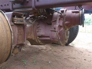 Renault Truck Diff's