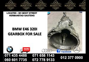 Bmw e46 320i 2006 used gearbox for sale