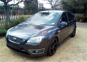 2007 Ford Focus hatch 5-door FOCUS 2.5 ST 5Dr