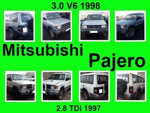 Mitsubishi Pajero Spares for sale