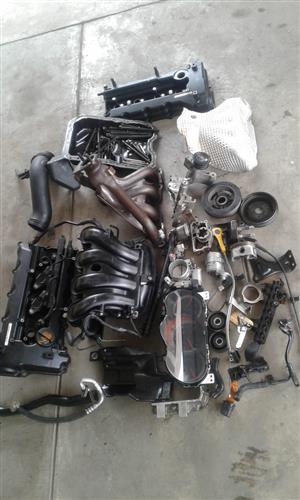 kia koup G4KD various engine parts