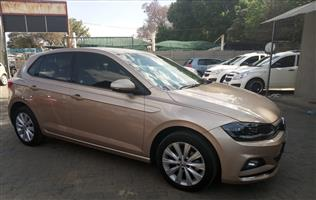 2018 VW Polo hatch 1.2TSI Highline auto