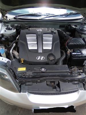 2007 Hyundai Tiburon 2.7 V6 GLS
