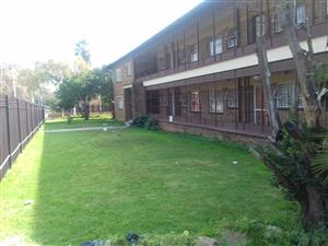 TO LET:Neat empty TWO bedroom apartment in Florida Lake 1st Avenue Shenston Court available