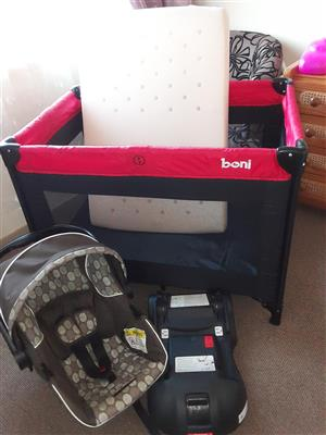 BABY ESSENTIALS COMBO - IMMACULATE CONDITION