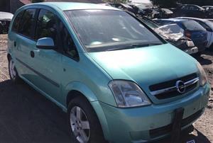 Opel meriva 1.6lt 2004