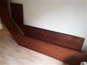Solid wooden bar for sale