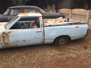 For Sale: 1 x 3L Ford Cortina Pickup
