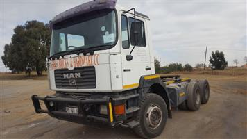 MAN F2000 FOR SALE