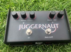 ProCo Rat Juggernaut Bass Distortion Pedal