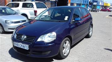 2007 VW Polo 1.6 Comfortline auto
