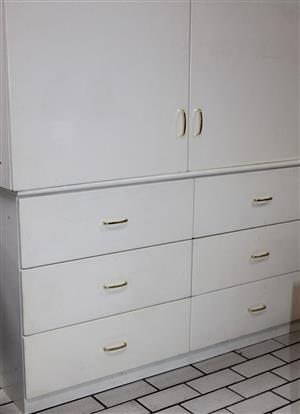 S034517E 8 Drawers cabinet #Rosettenvillepawnshop