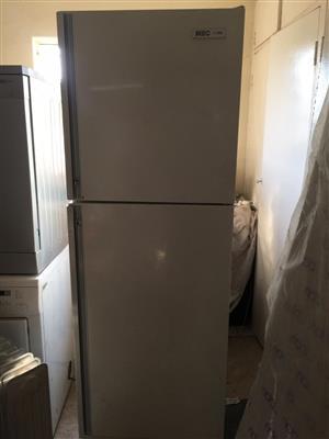 KIC fridge, Second Hand