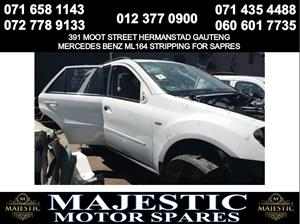 Mercedes benz ML 164 used parts for sale