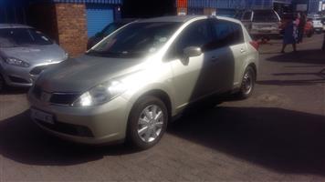 2012 Nissan Tiida hatch 1.6 Acenta
