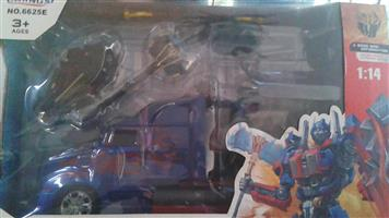 """Monster Truck Transforms into Transformers"" BRAND NEW > Alberton, JHB"