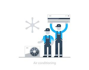 Air-conditioning Installation Services and Repairs
