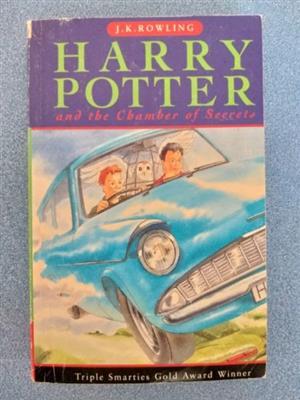 Harry Potter - JK Rowling - Book 2 - REF: 2608.