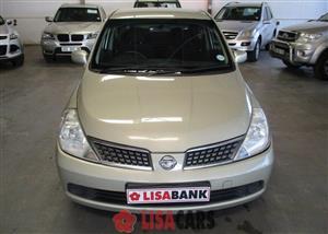2012 Nissan Tiida sedan 1.6 Visia+