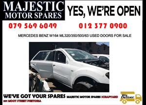Mercedes benz Ml320 Ml350 Ml500 Ml63 used door shell for sale