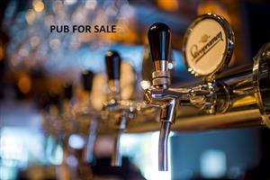Pub close to Montana Pretoria for sale !