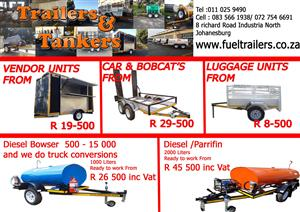 Trailers and Tankers