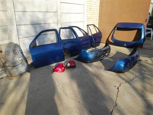 Ford fiesta flair body parts for sale 2002 model