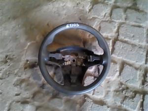 Toyota  Etios Steering Wheel