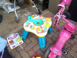 Kids and toddler bikes for sale